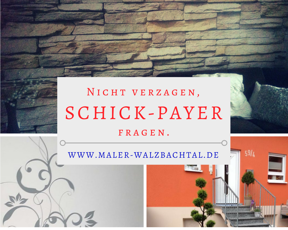 Uwe Schick-Payer Maler Walzbachtal